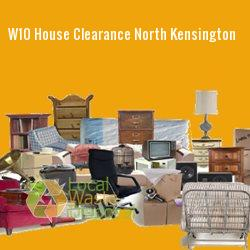 W10 house clearance North Kensington