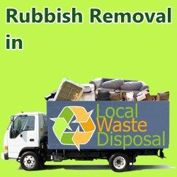rubbish removal in