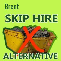 Brent skip hire alternative