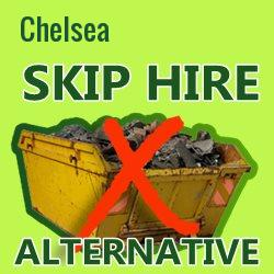 Chelsea skip hire alternative