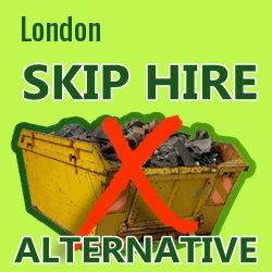 London skip hire alternative