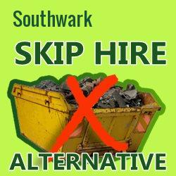 Southwark skip hire alternative